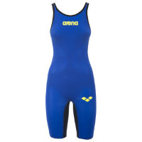 Arena Womens Carbon Air Open Back Swimsuit