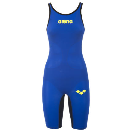 Arena Carbon Air Open Back damesbadpak