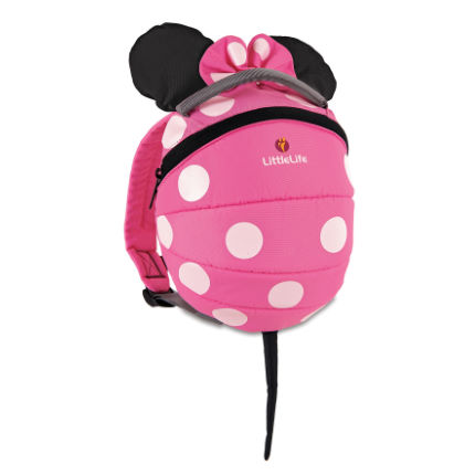 LittleLife Disney Minnie Dagtaske - Baby