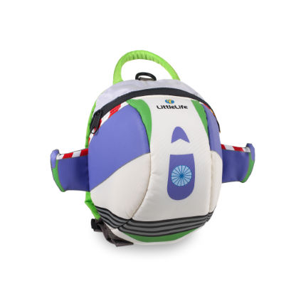 LittleLife Toddler Disney Buzz Lightyear Daysack