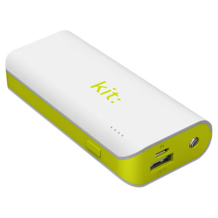 Kit Power Bank 4000mah Portable Charger