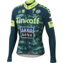 Sportful Tinkoff-Saxo Camouflage Thermal Jersey
