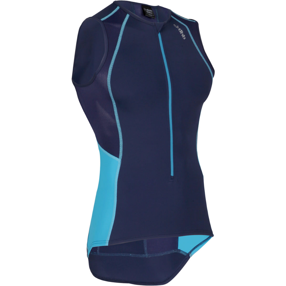 dhb Performance Tri Top Blue