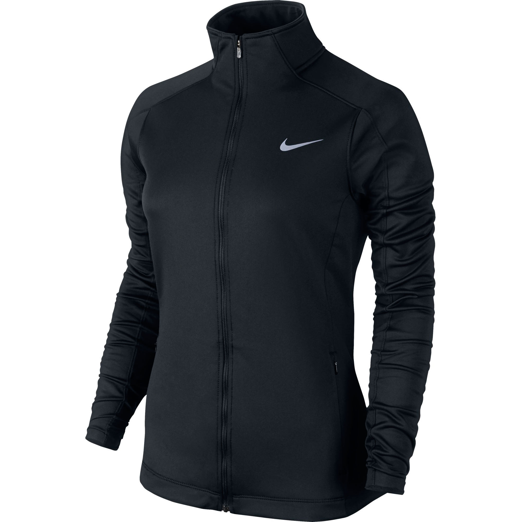 maillots de running manches longues nike thermal full zip women 39 s fa15 wiggle france. Black Bedroom Furniture Sets. Home Design Ideas