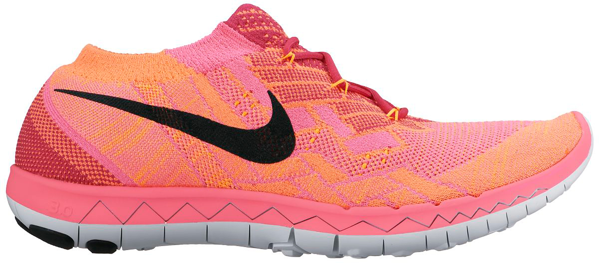 Nike shoes for women black and pink