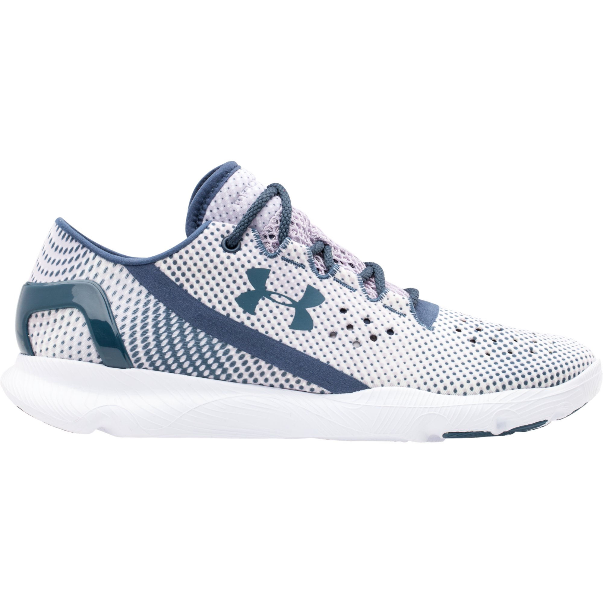 Zapatillas Under Armour SpeedForm Apollo Pixel para mujer (OI15) (gris)