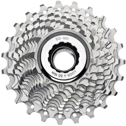 Campagnolo Veloce UltraDrive 9 Speed Cassette (Large)