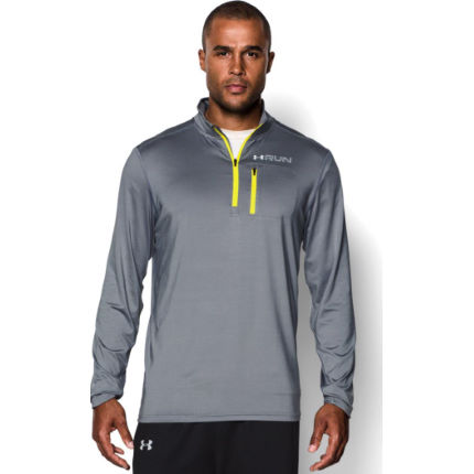 Under Armour Armourvent Apollo sporttrui met korte rits HW15