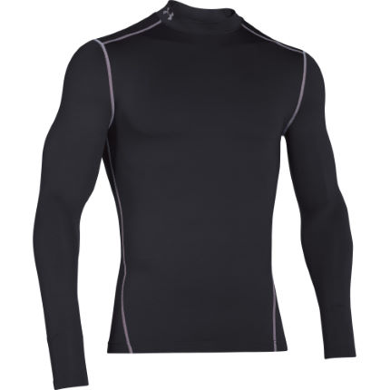 Under Armour CG Armour Mock shirt met lange mouwen HW15