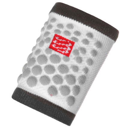 Muñequera Compressport 3D.Dots