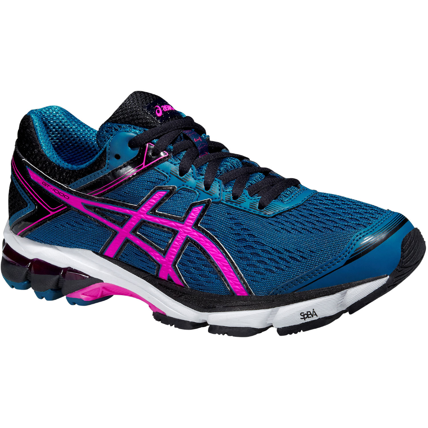 Wiggle Asics Women S Gt 1000 4 Shoes Aw15 Stability