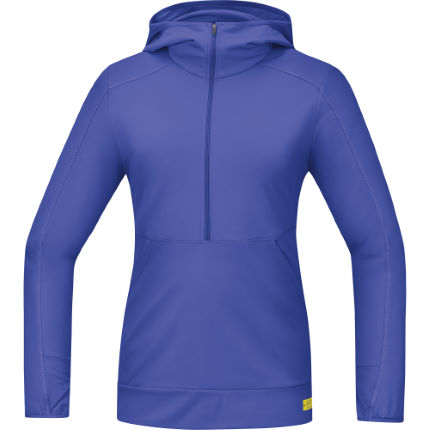 Gore Running Wear Women's Hooded Air Long Sleeve Shirt  (AW15)