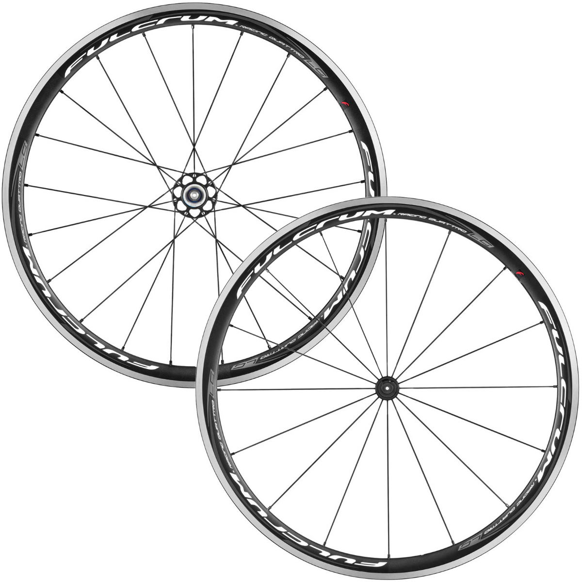 Fulcrum Racing Quattro LG Alloy Clincher Wheelset (2016)   Performance Wheels
