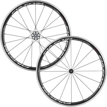 Fulcrum Racing Quattro LG Alloy Clincher Wheelset (2016)