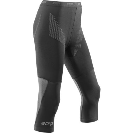 Leggings donna a compressione CEP Run 2.0 (a 3/4)