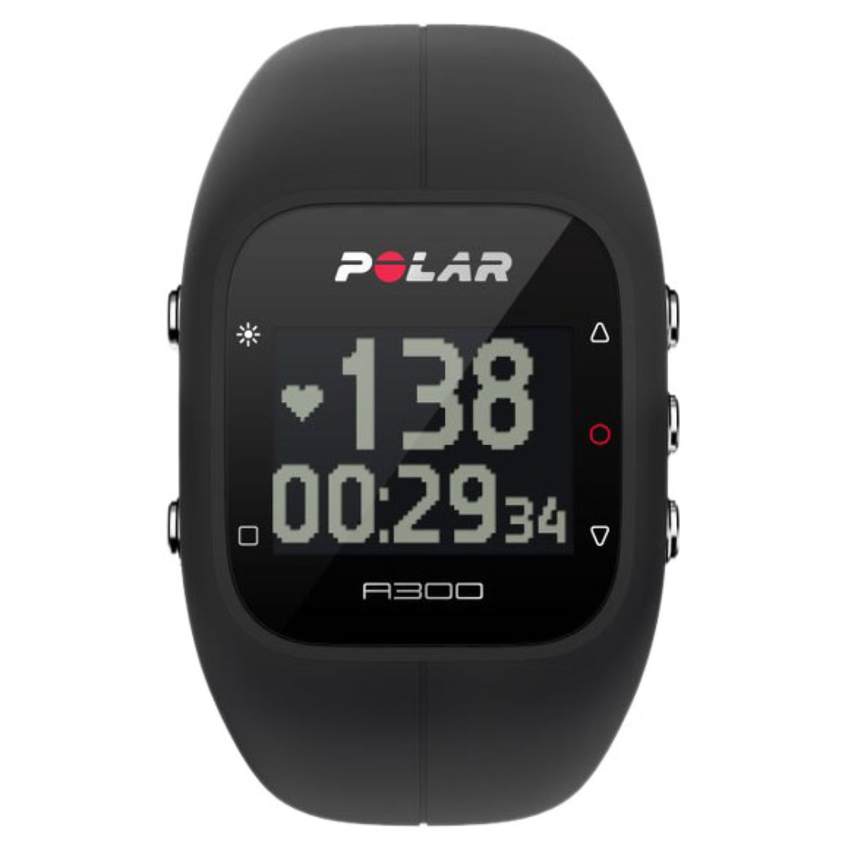 Polar A300 Fitness Watch   Activity Monitors