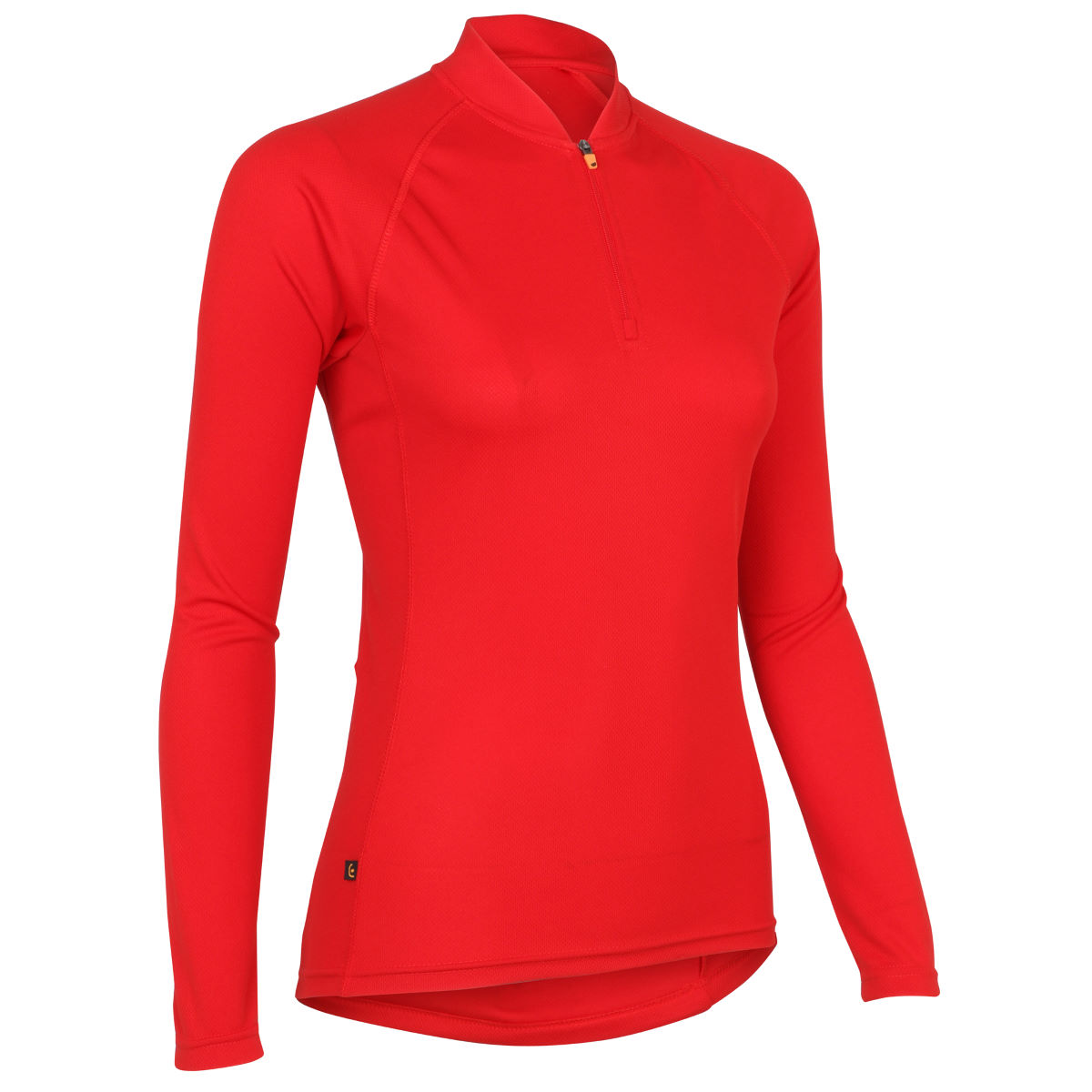 Maillot Femme Wiggle Essentials (manches longues) - 12 UK Rouge