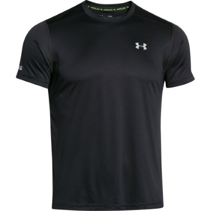 Under Armour Coldblack Run Short Sleeve Tee (AW15)