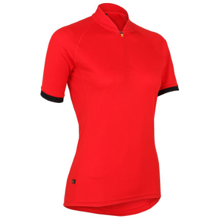 Wiggle Essentials Women's Short Sleeve Cycle Jersey