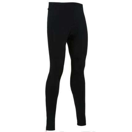 Wiggle Essentials Cycle Thermal Waist Tights - Herre