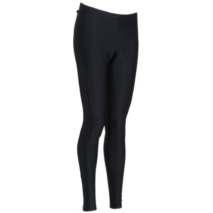 Wiggle Essentials Cycle Padde Waist Tights - Herre
