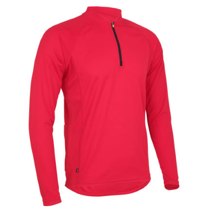 Wiggle Essentials Long Sleeve Cycle Jersey
