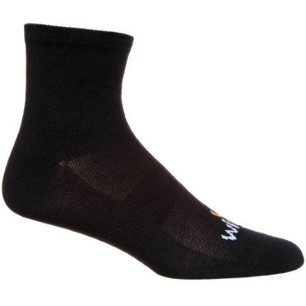 Wiggle Essentials Low Cuff Cycle Socks - Twin Pack