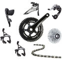 SRAM Rival 22 Groupset with Compact Chainset