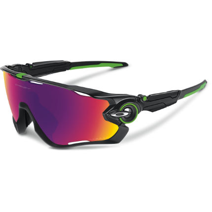 Oakley Jawbreaker Sonnenbrille (Mark Cavendish Edition)