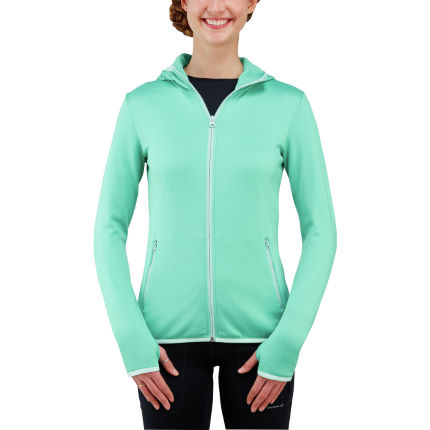 Merrell Women's Mea Silken Stretch Fleece Hoodie