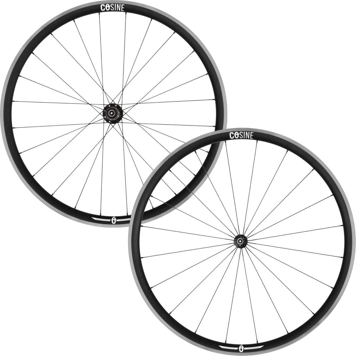 COSINE 32mm Alloy Clincher Road Wheelset   Performance Wheels