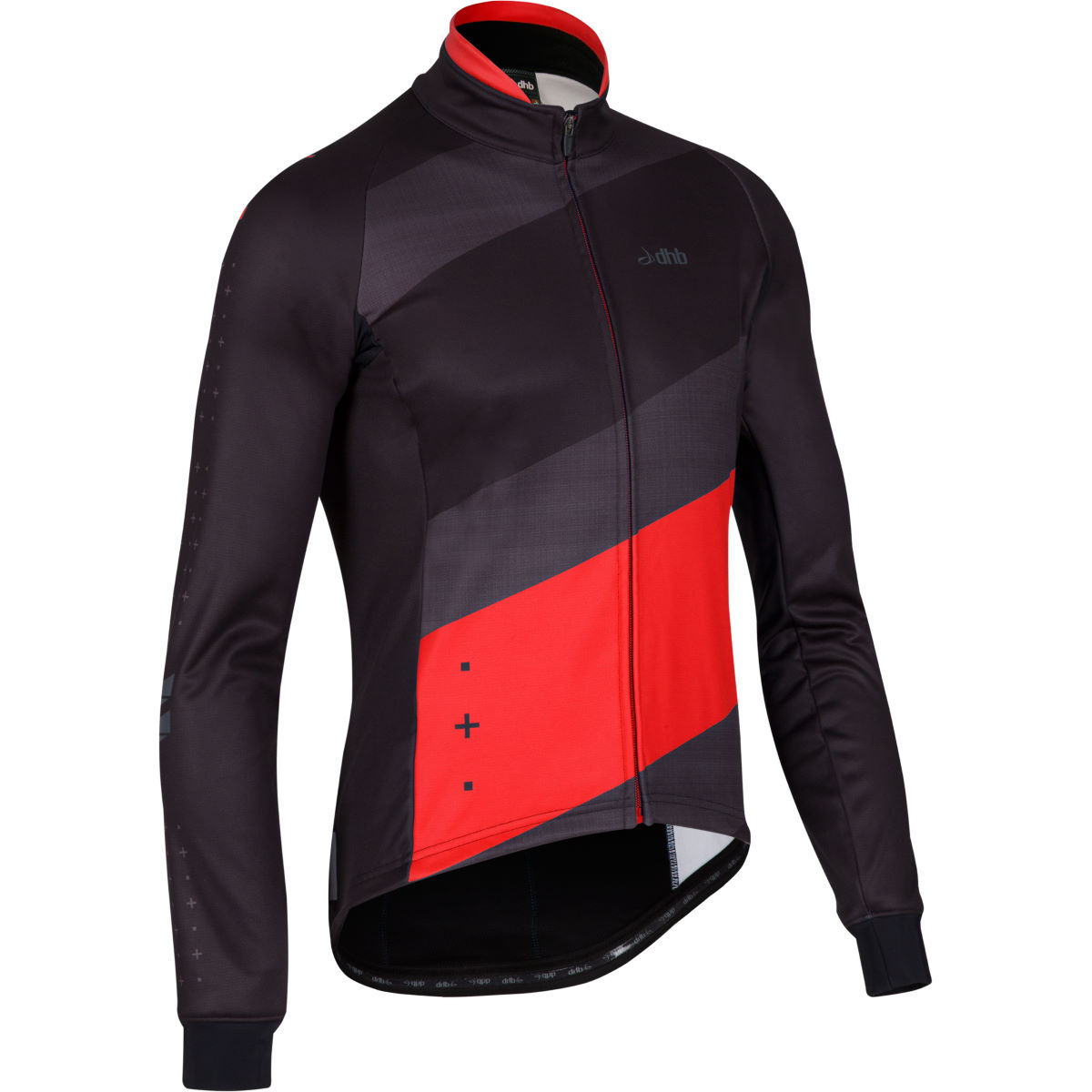 dhb ASV Windslam Roubaix Long Sleeve Jersey
