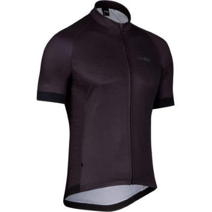 dhb ASV Warmer Short Sleeve Jersey - Black Edition