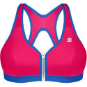 Shock Absorber Active Zipped Plunge - Pink/Blue