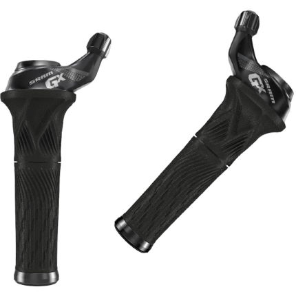 SRAM GX 11 speed set draaiverstellers met klemband