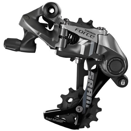 SRAM Force 1 11 Speed Bagskifter (type 2,1)
