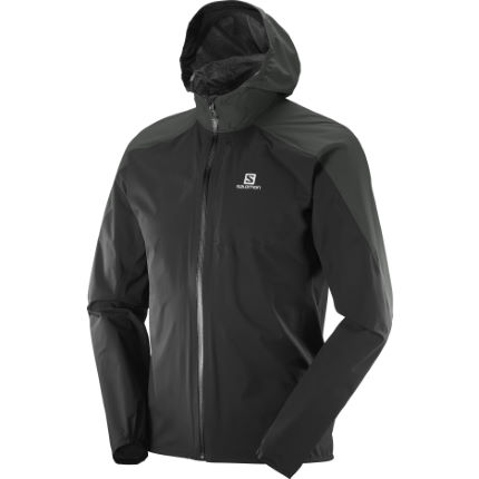 Veste Salomon Bonatti (imperméable, PE16)