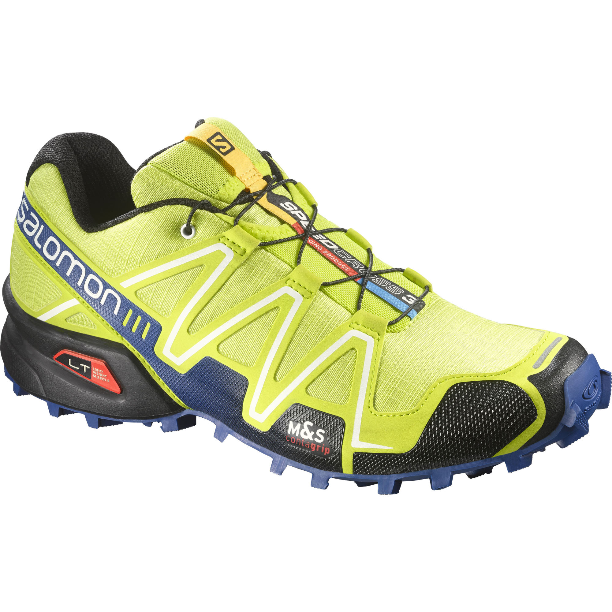 chaussures de running trail salomon speedcross 3 gecko green shoes aw15 wiggle france. Black Bedroom Furniture Sets. Home Design Ideas