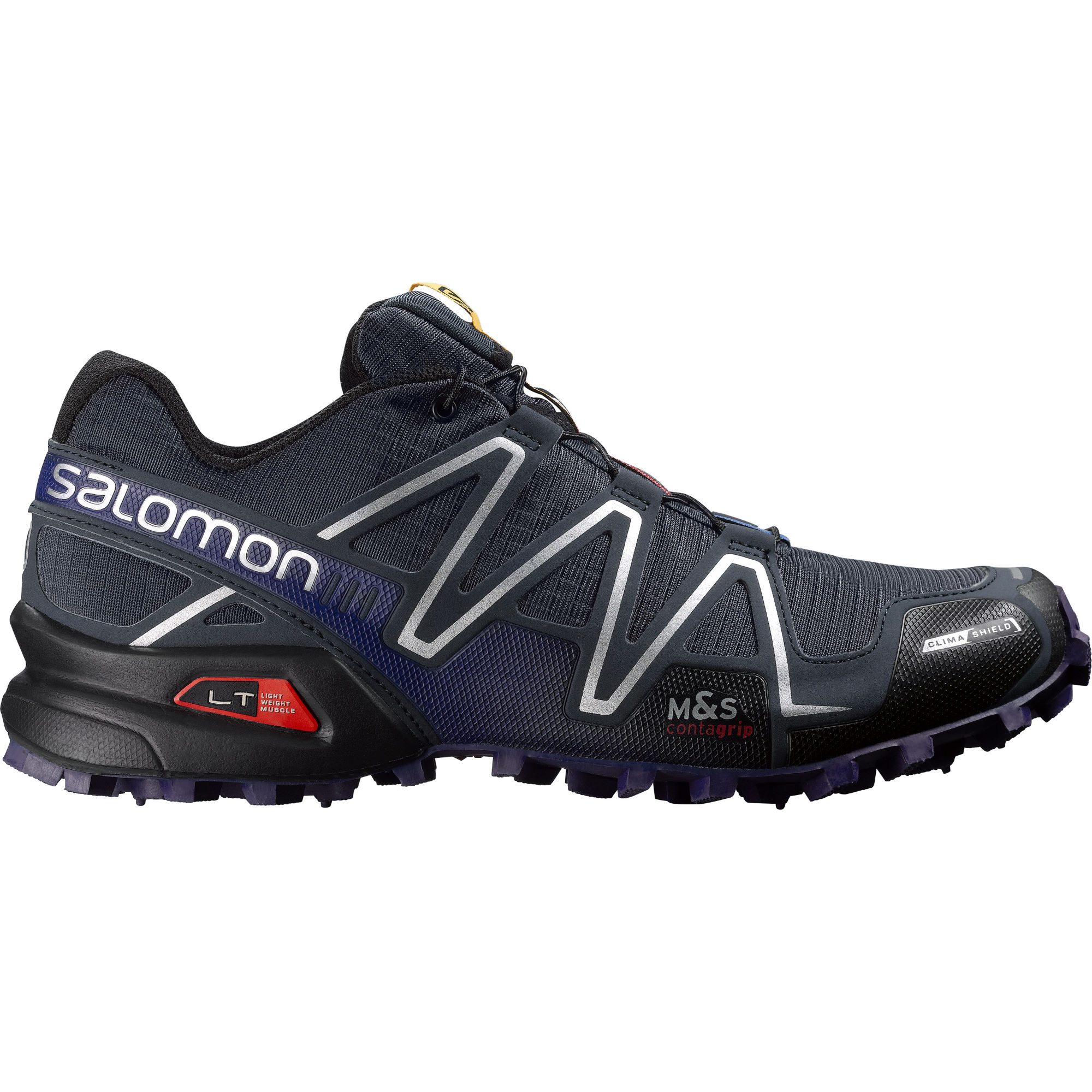 chaussures de running trail salomon speedcross 3 cs shoes aw15 wiggle france. Black Bedroom Furniture Sets. Home Design Ideas
