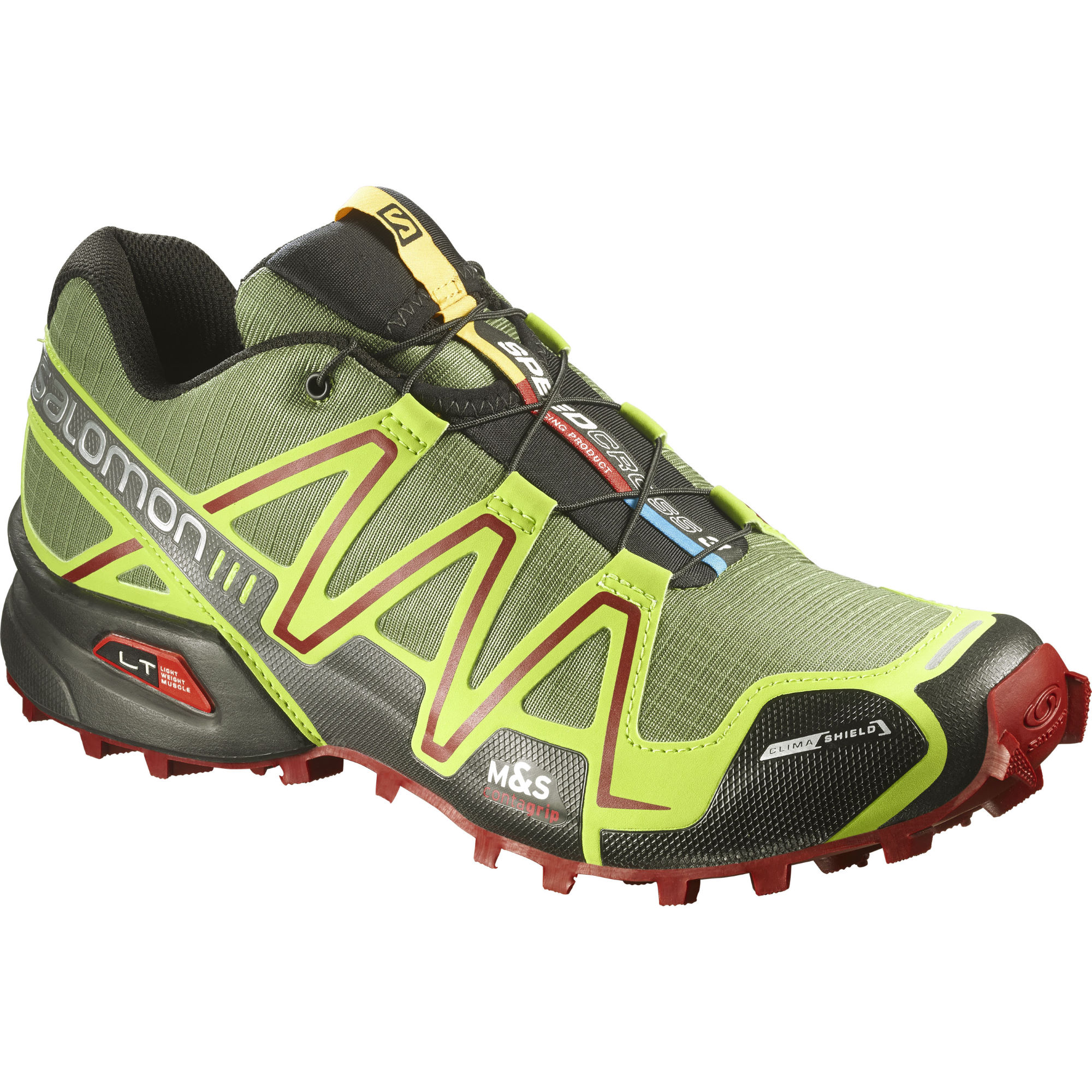 wiggle salomon speedcross 3 cs shoes aw15 offroad. Black Bedroom Furniture Sets. Home Design Ideas