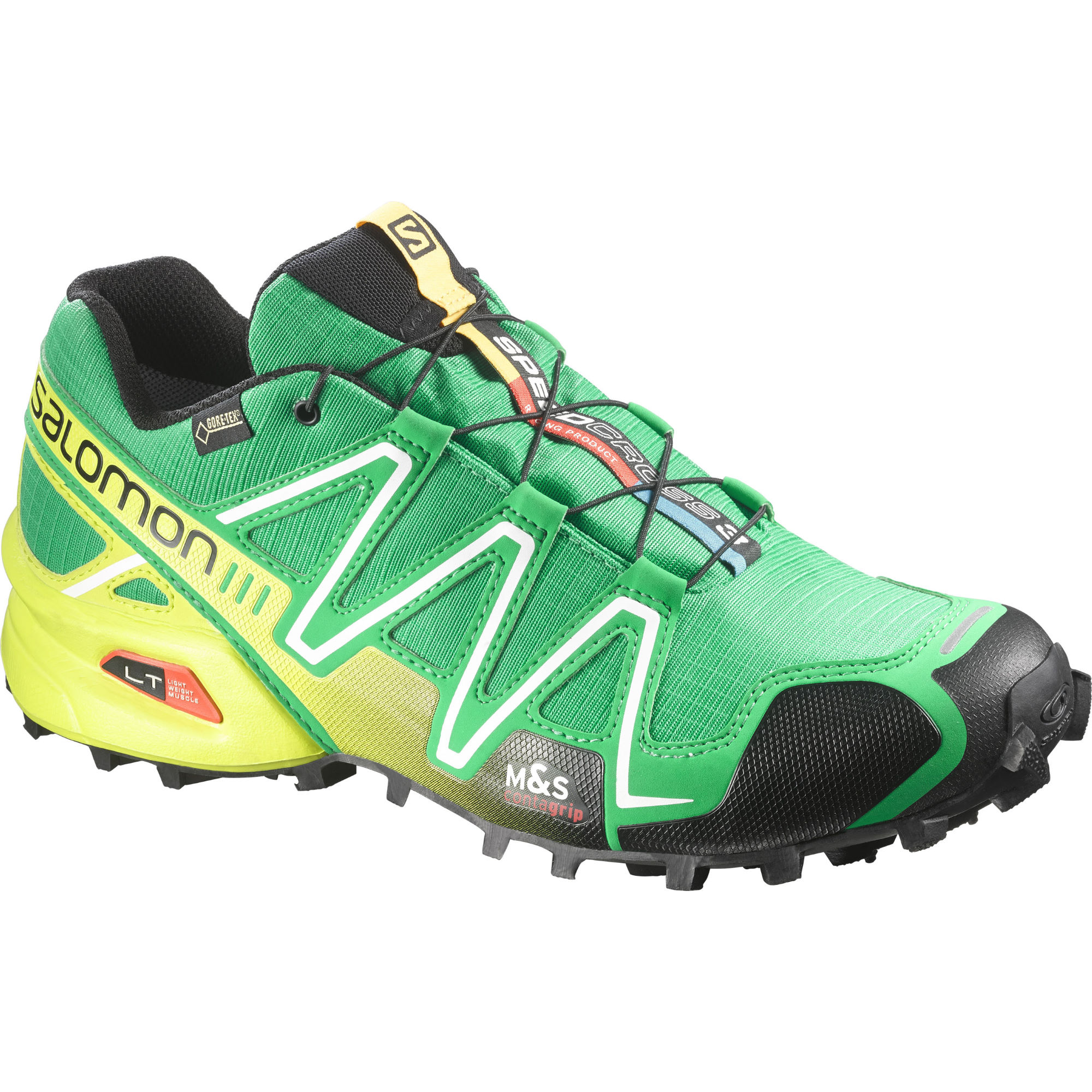 wiggle salomon speedcross 3 gtx shoes ss16 offroad running shoes. Black Bedroom Furniture Sets. Home Design Ideas