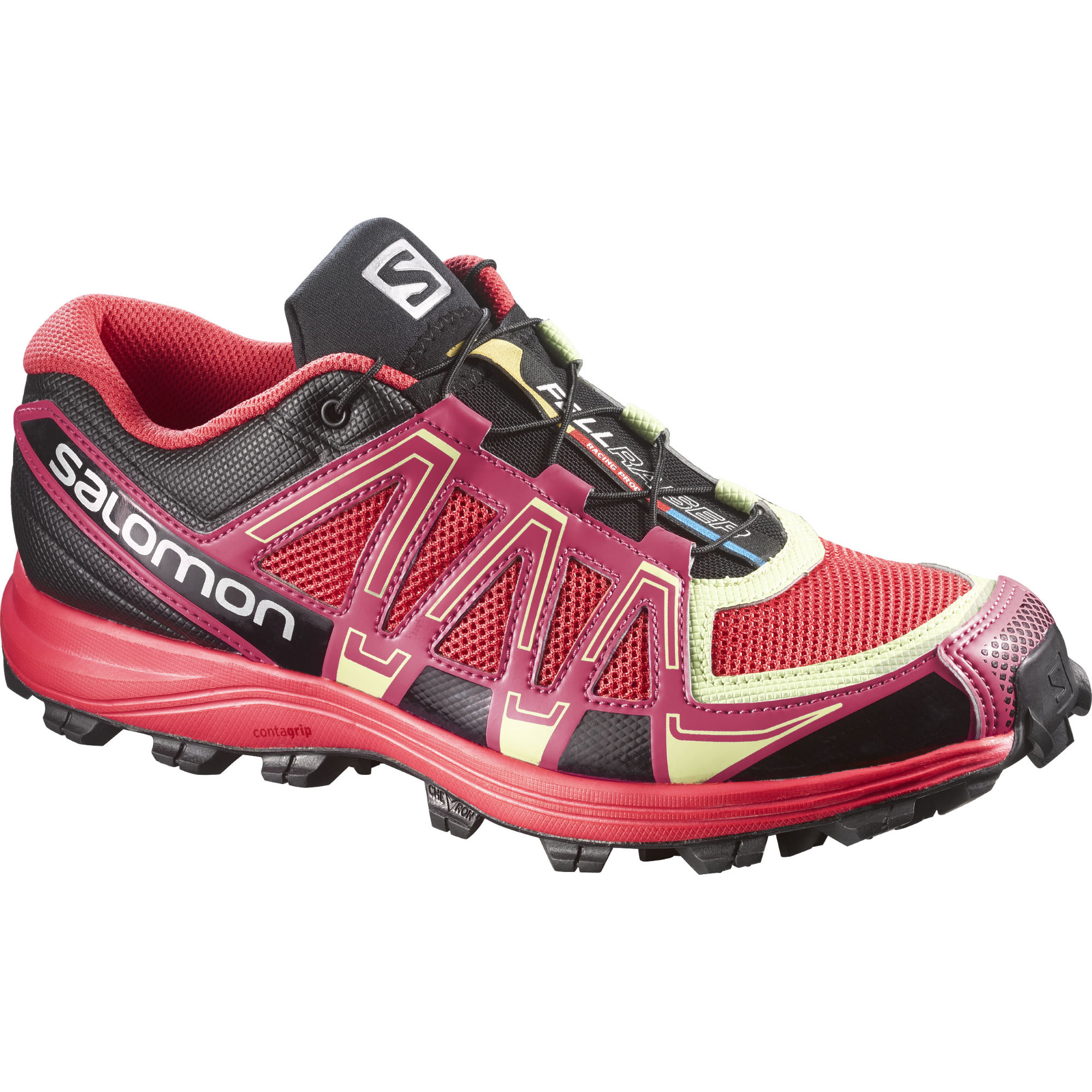 chaussures de running trail salomon women 39 s fellraiser wiggle france. Black Bedroom Furniture Sets. Home Design Ideas