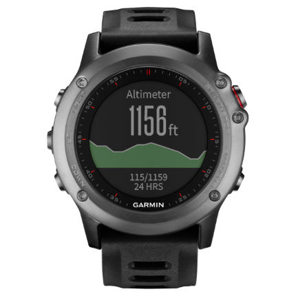 Garmin Fenix 3 GPS Watch - AU