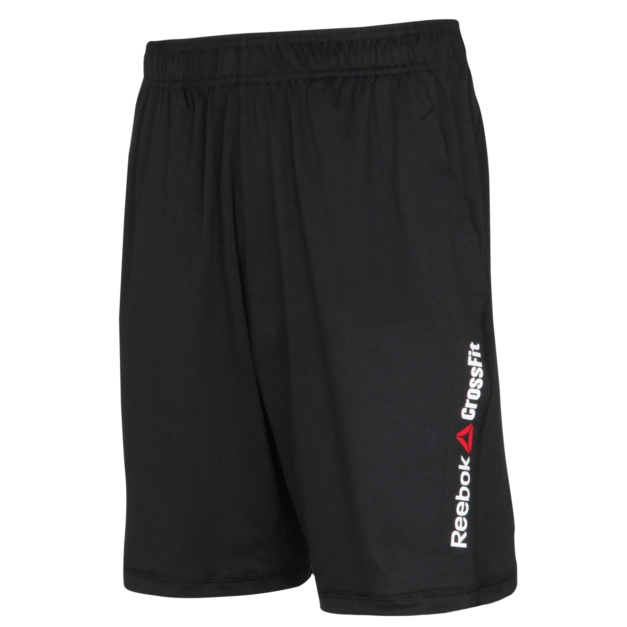 reebok crossfit black shorts