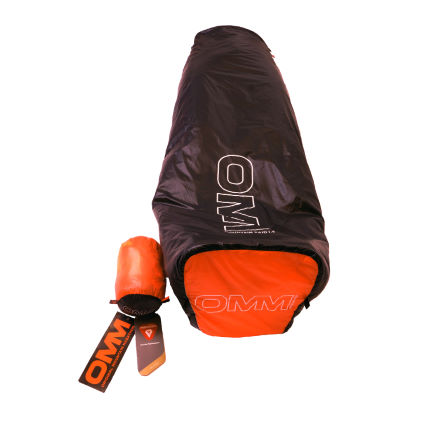 Sac de couchage OMM Mountain Raid PA 1.0 (1/2 sac)