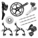 Campagnolo Athena (Alloy) 11 Speed Groupset