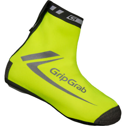 Couvre-chaussures GripGrab RaceThermo Hi-Vis