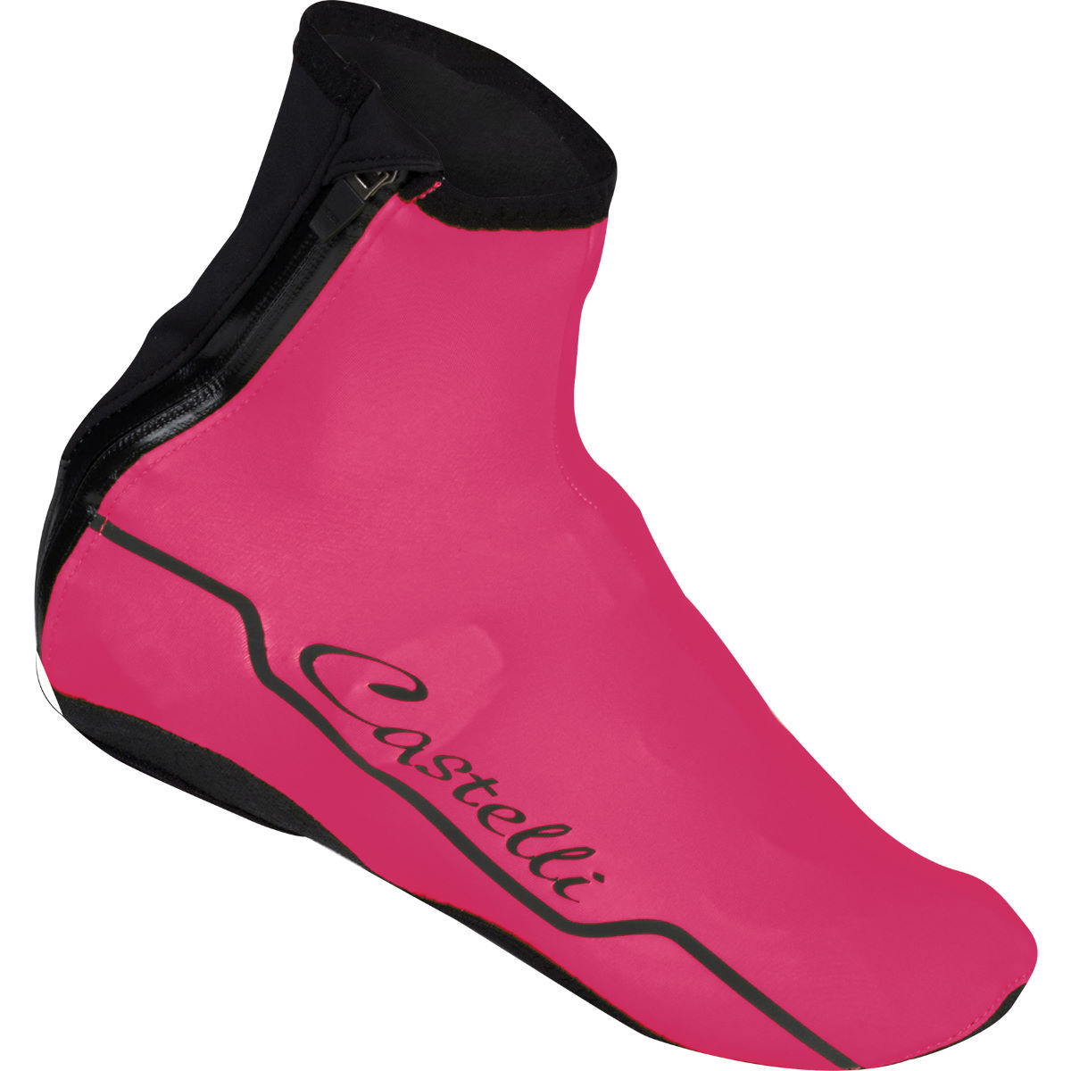 Couvre-chaussures Femme Castelli Troppo - S Raspberry/Black