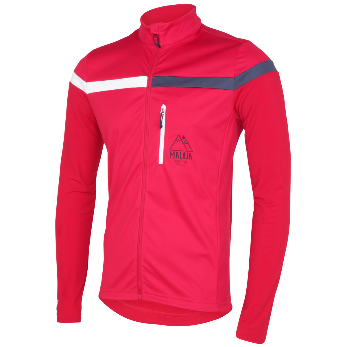 Veste Maloja MuntacM. Cross Country - S Sunset Coupe-vents vélo
