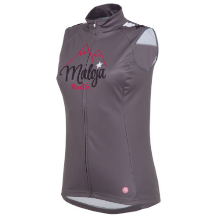 Maloja SurromM. Multisport Windstopper Weste Frauen